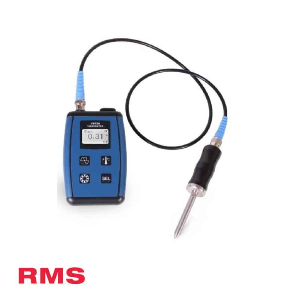 Vibration & Temperature Meter