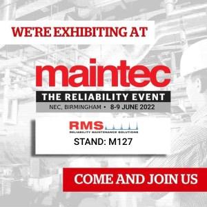 rms maintec reliability event nec birmingham 2022