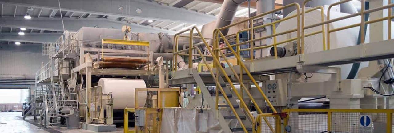 rms paper pulp machine CM