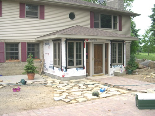 home additions mud rooms rms home remodeling contractors edison nj