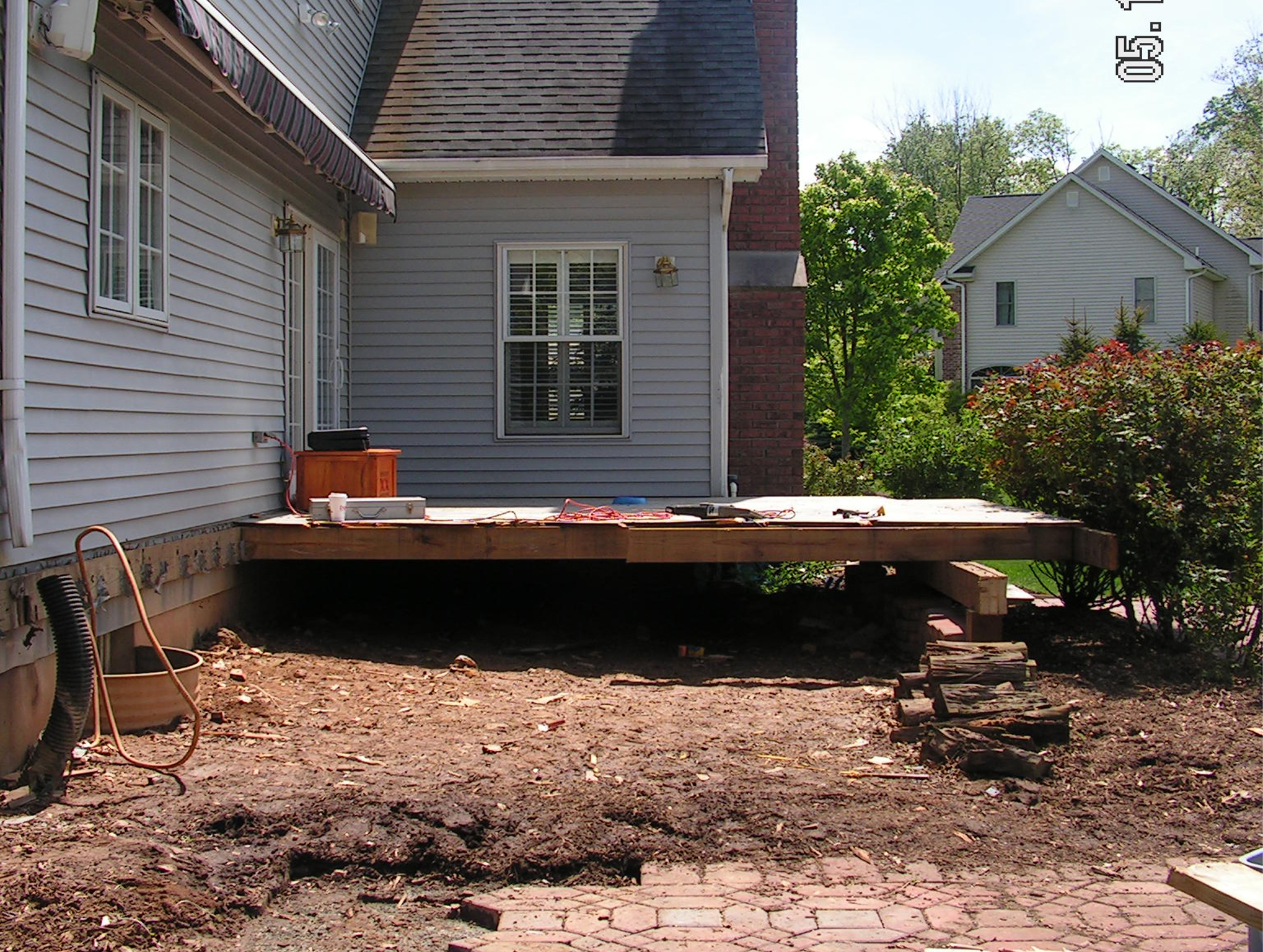 morristown parsippany chatham deck builder nj rms contracting home remodeling