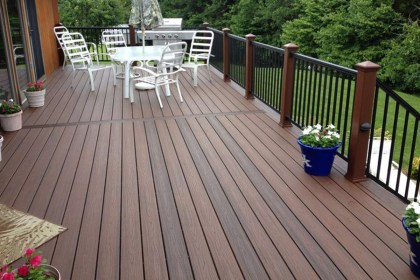 trex spiced rum composite decking rms home remodeling edison parsippany monroe jamesburg nj
