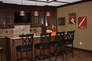 Finished Basement Remodel - Project in Paramus, NJ