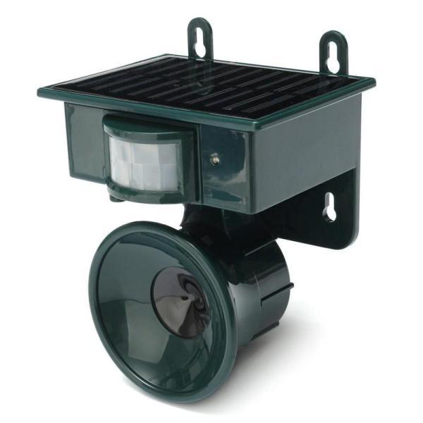 Solarni, spoljni ultrazvučni rasterivač – ZU3 (Rasterivač ptica i sitnih životinja)