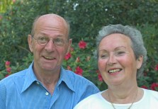 Satisfied Reverse Mortgage Couple
