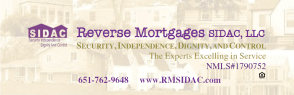 Reverse Mortgages SIDAC Videos