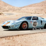 1968 Ford Gt40 Gulf Mirage Lightweight Racing Car Monterey 2012 Rm Sotheby S
