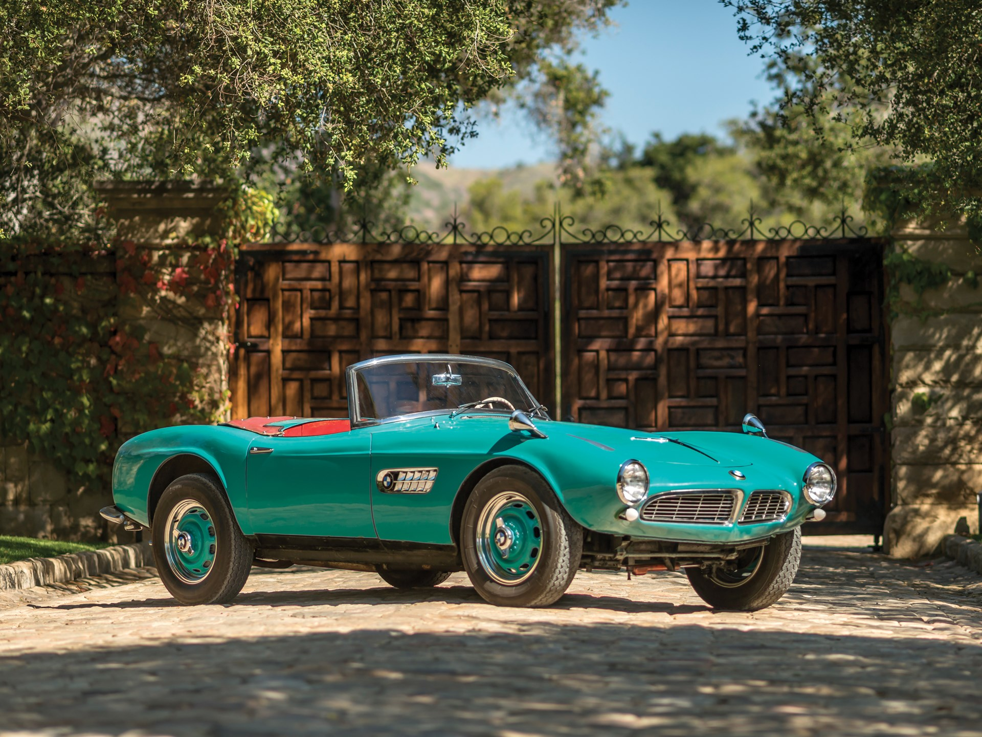 RM Sotheby s   1957 BMW 507 Roadster Series I   Monterey 2016 1957 BMW 507 Roadster Series I
