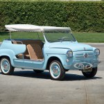 1960 Fiat 600 Jolly By Ghia Monterey 2013 Rm Sotheby S