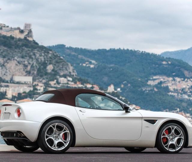 Alfa Romeo C Spider