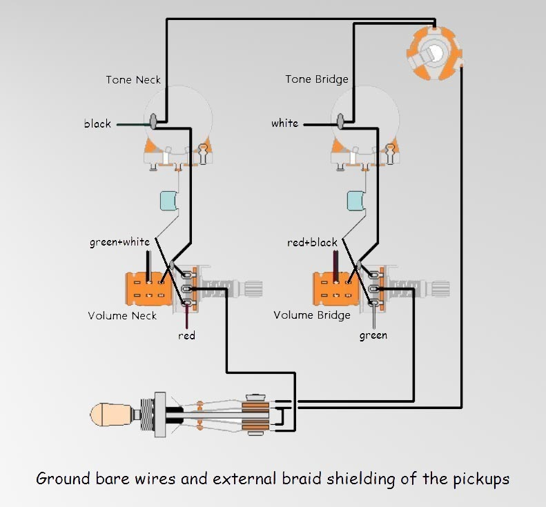 gibson flying v wiring diagram   30 wiring diagram images