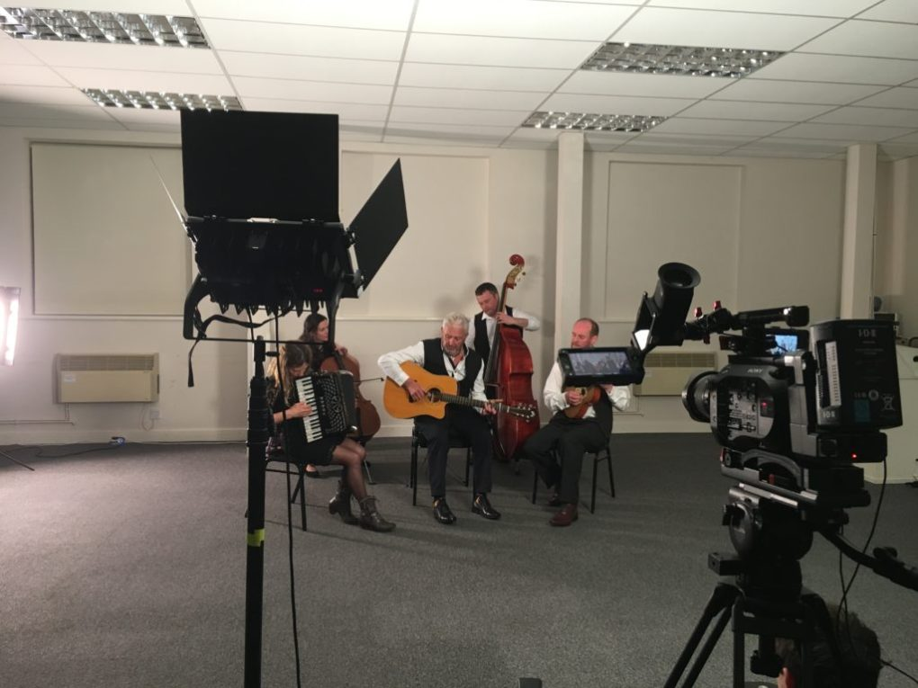 Music Filming