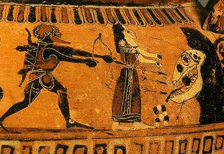 Hèracles i Hesione