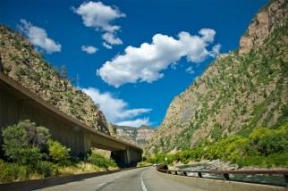 I-70 Glenwood Canyon