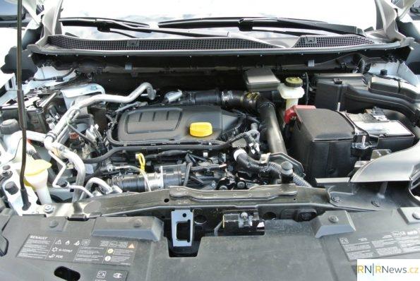 Motor 1.6. dCi 130k je příjemným společníkem, který se umí odvděčit jak výkonem, tak i příjemnou spotřebou.