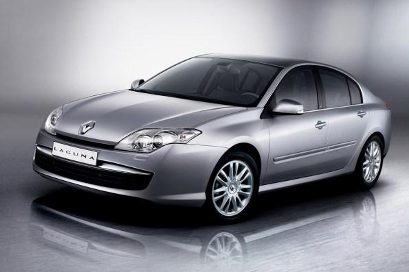 Renault Laguna Foto: Renault