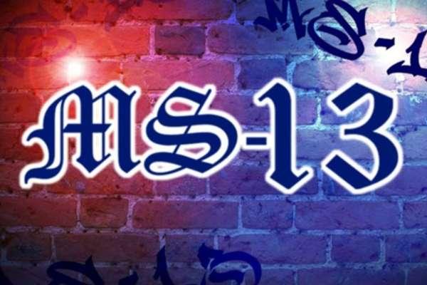 MS-13 logo