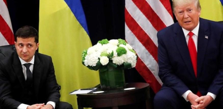 Trump and Ukraine
