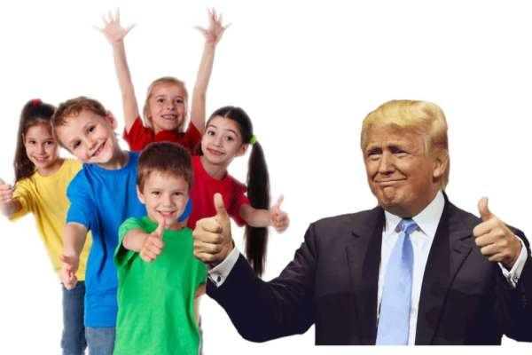 Trump Child Abuse
