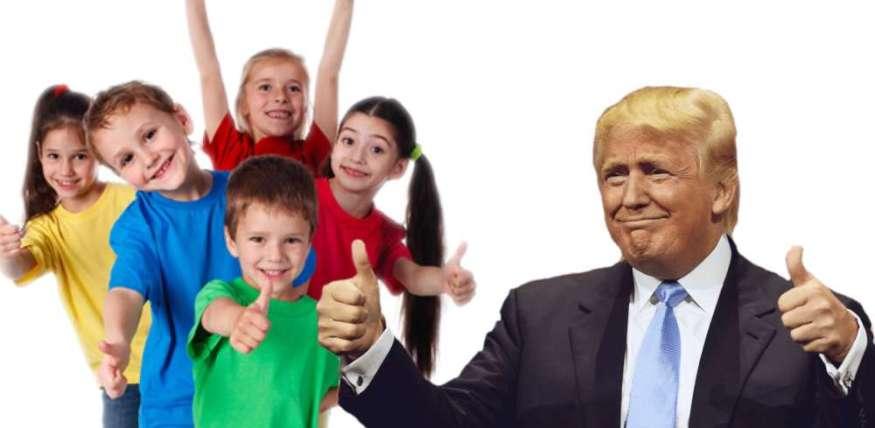 Trump Child Abuse