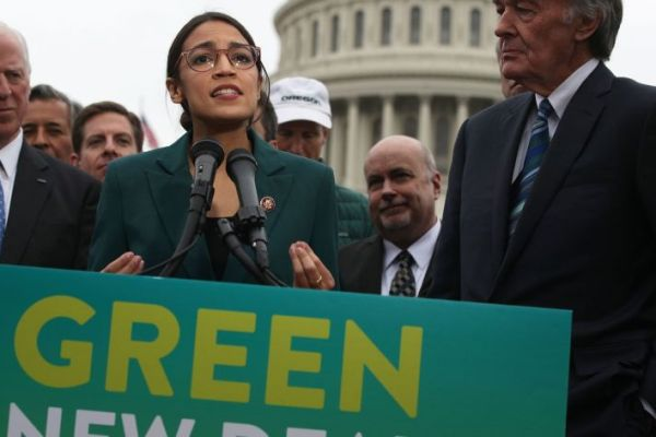 AOC Green New Deal