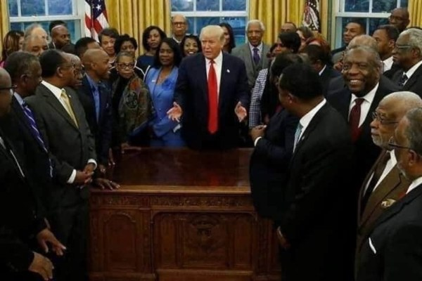 Trump and African Americans