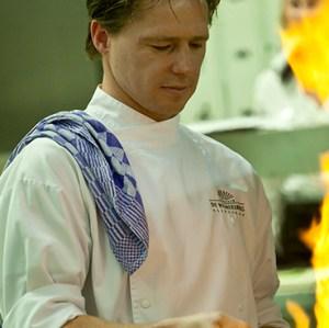 Raymond Nijland uit Enter in de keuken