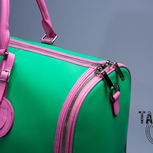 THE ST. KITTS TRAVEL BAG COLLECTION- TASHKA® COLLECTION