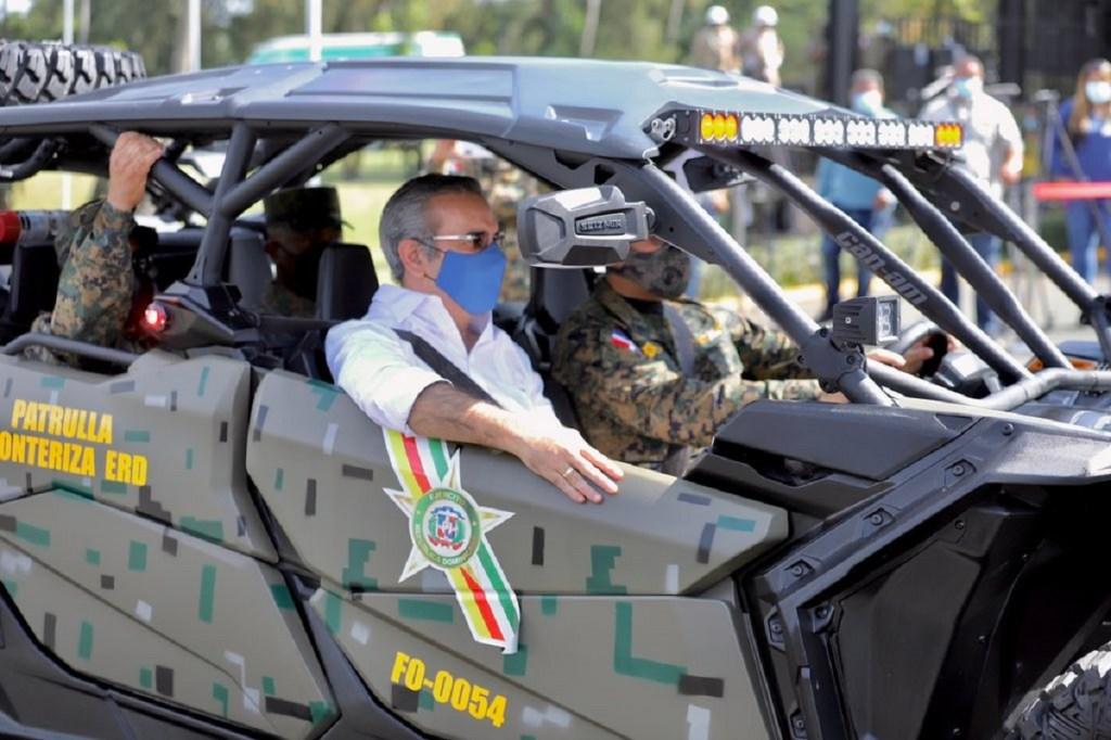 Abinader ejército nacional