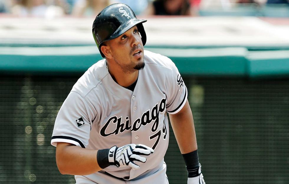 José Abreu, primera base cubano de los Medias Blancas de Chicago. (FOTO: Fuente Externa)