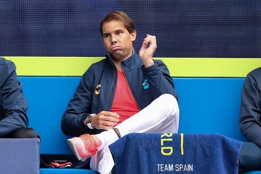 Rafael Nadal (Foto: AFP) ARCHIVO
