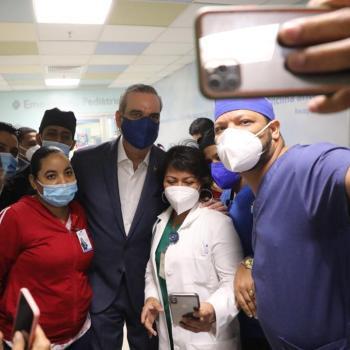Presidente Abinader destaca transforman salud en un sistema de calidad y accesible