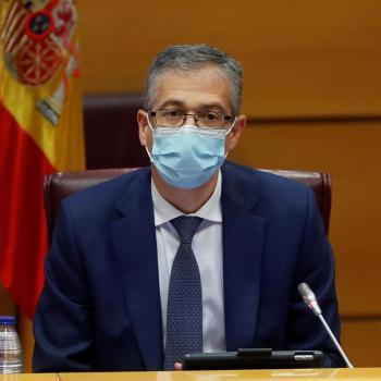 El gobernador del Banco de España, Pablo Hernández de Cos. EFE/J.J. Guillén