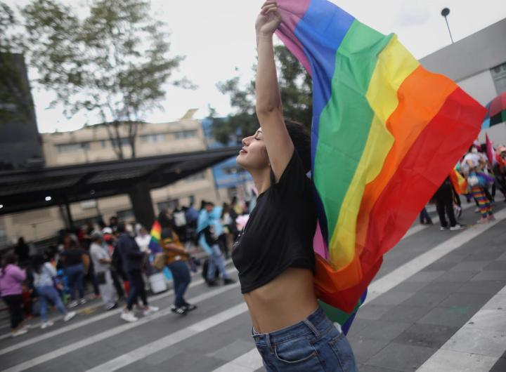 Foto: EFE/Sáshenka Gutiérrez.