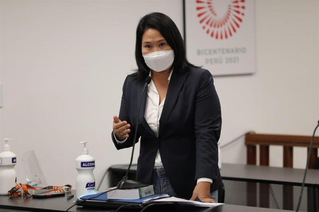 Foto: EFE/Poder Judicial/.