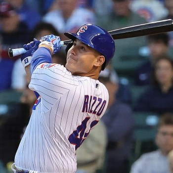 Anthony Rizzo    (Foto: Jonathan Daniel/Getty Images/AFP)