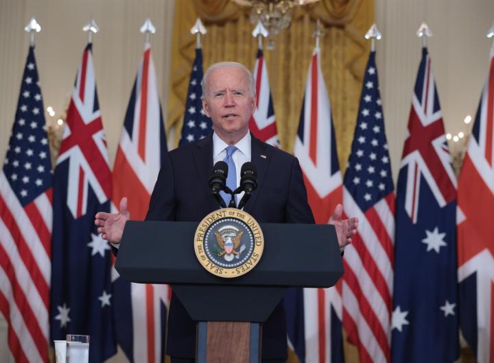 Joe Biden, presidente de Estados Unidos. EFE