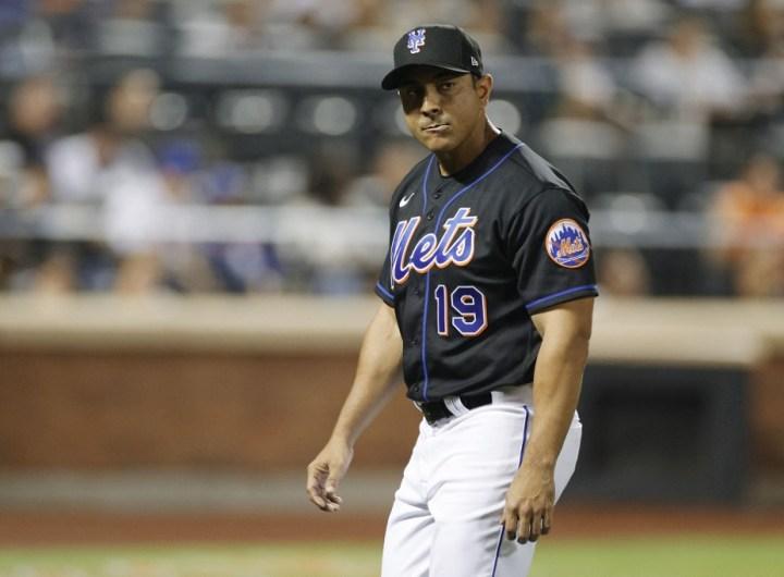 El Manager dominicano Luis Rojas  (Foto: Sarah Stier/Getty Images/AFP)