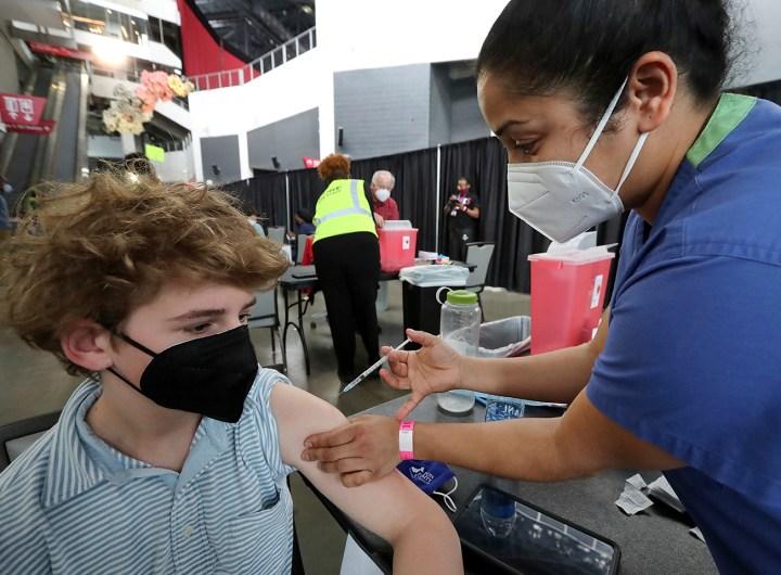 Virus Outbreak Georgia