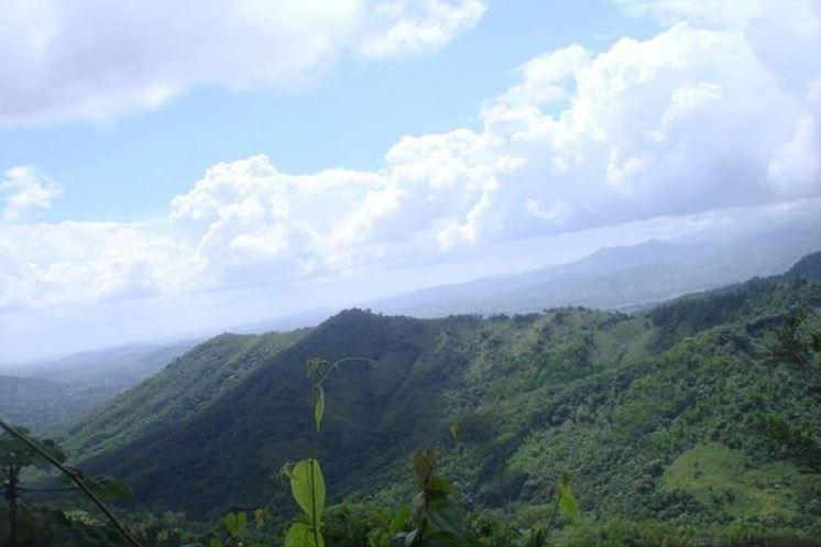 Loma Los Siete Picos.