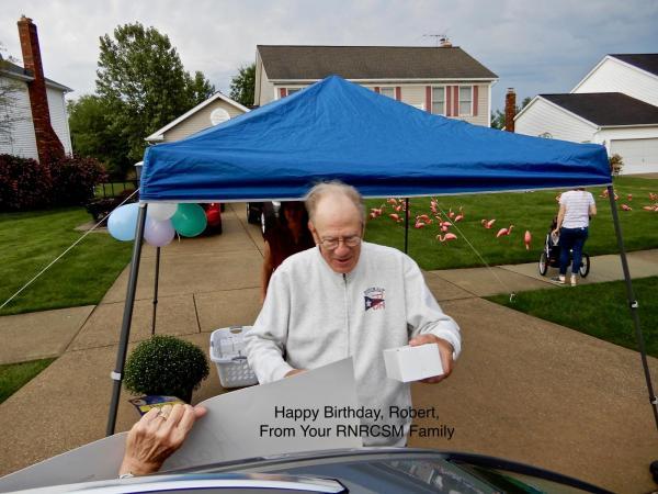 9/7/2020: Robert's Covid Birthday