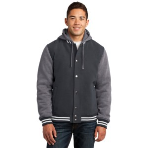 Sport-Tek® Insulated Letterman Jacket – JST82