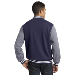 Sport-Tek® Fleece Letterman Jacket – ST270