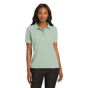 Port Authority® Ladies Silk Touch™ Polo – L500