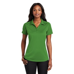 Port Authority® Ladies Diamond Jacquard Polo – L569