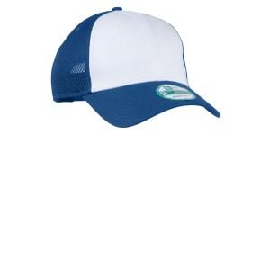 New Era® – Snapback Contrast Front Mesh Cap – NE204