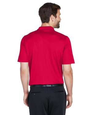 Devon & Jones CrownLux Performance™ Men's Plaited Polo – DG20