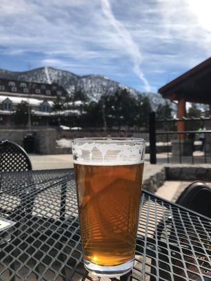 McPs Beer and mountain