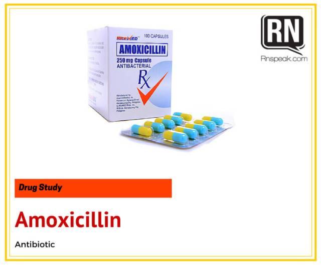 Amoxicillin-tablet