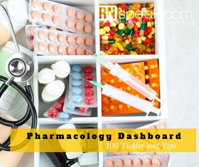 pharmacology-dashboard